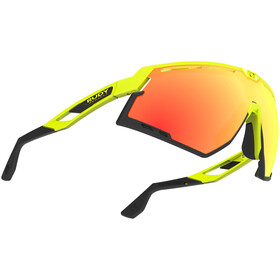 Rudy Project Defender Lunettes, yellow fluo - rp optics multilaser orange